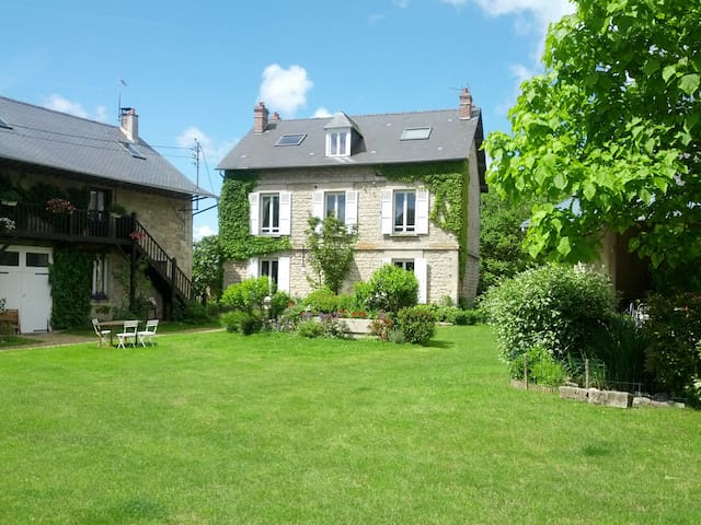 B&B in the middle of nature - Chivres-Val