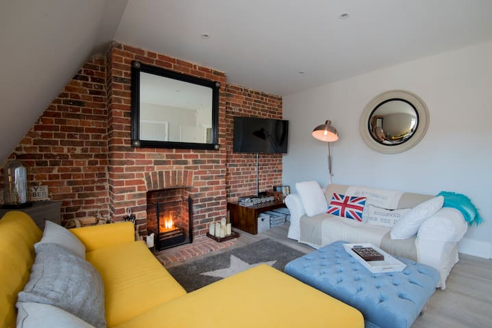 Midhurst Loft style Apartment - Midhurst - Apartment