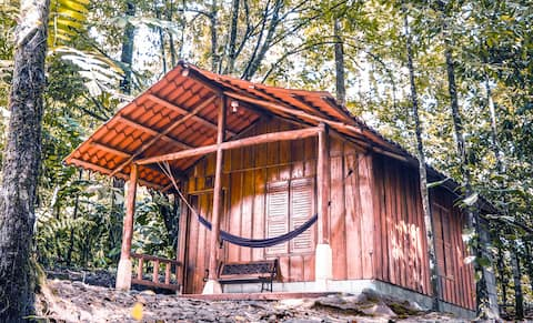 Authentic Cabins immersed in Costa Rica Nature