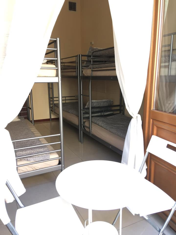 Ametyst Hostel room 6