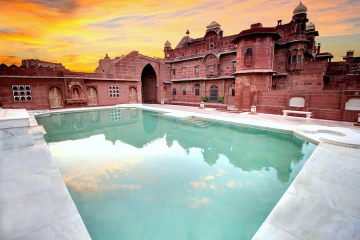 Luxury Heritage Home stays