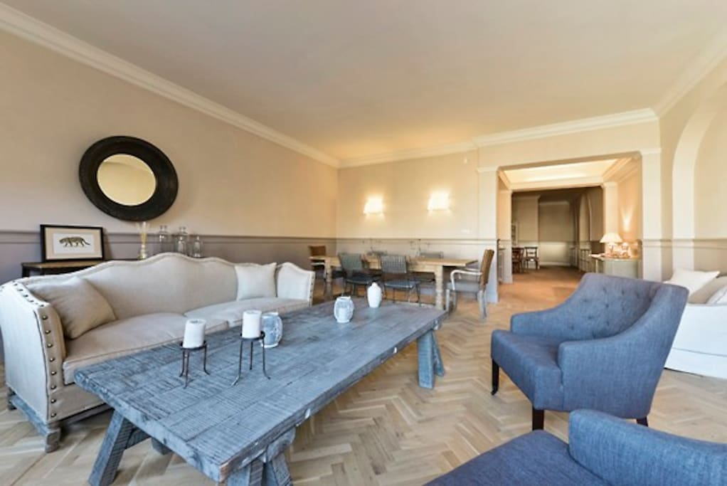 Luxury view apartment Ponte Vecchio
