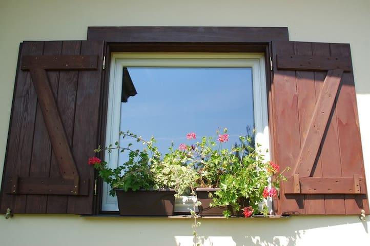 willa tuZur, room I, Tuchola Forest - Gmina Osie - Villa