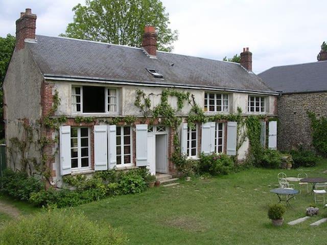 Maison de charme Vexin français - Dampsmesnil