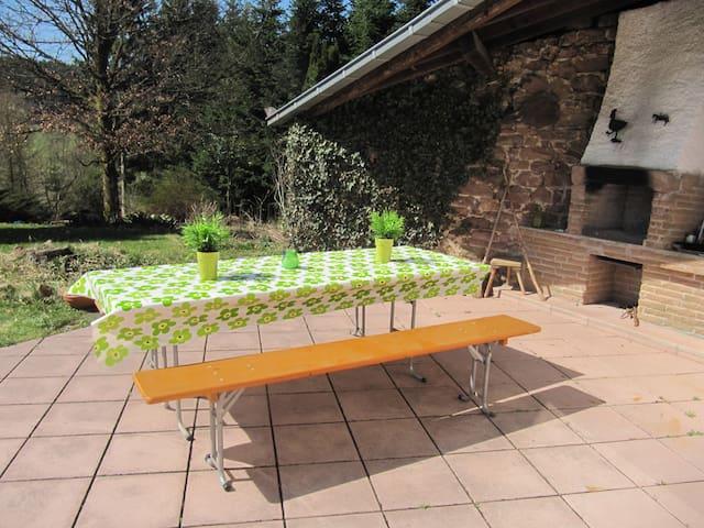 Ferienhaus in der Vulkaneifel - Erhohlung puur - Weidenbach - Cabaña