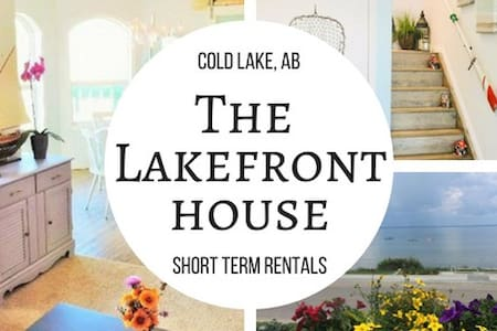The Lakefront House - Ground Floor Apartment