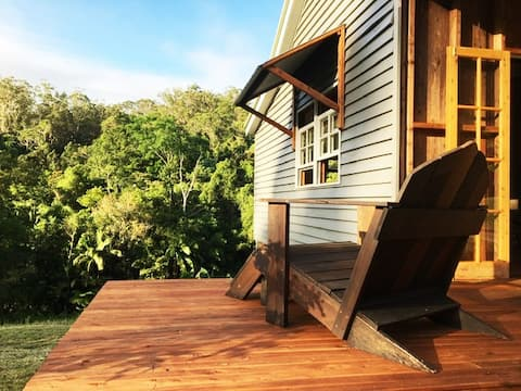 Noosa Tablelands - Off Grid Paradise