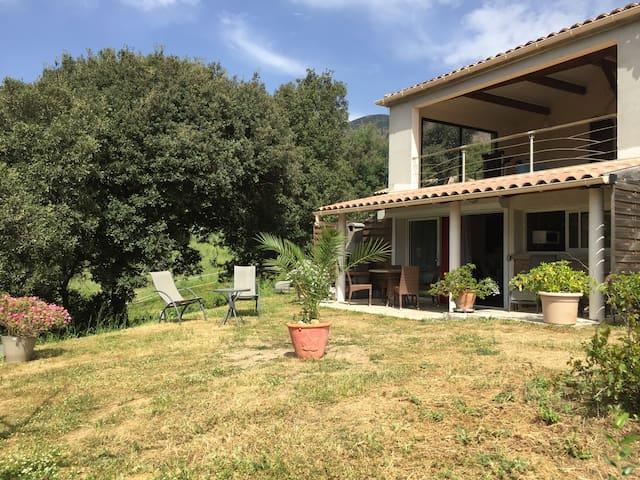 Bas de villa indépendant entre mer et montagne - Appietto - Andere
