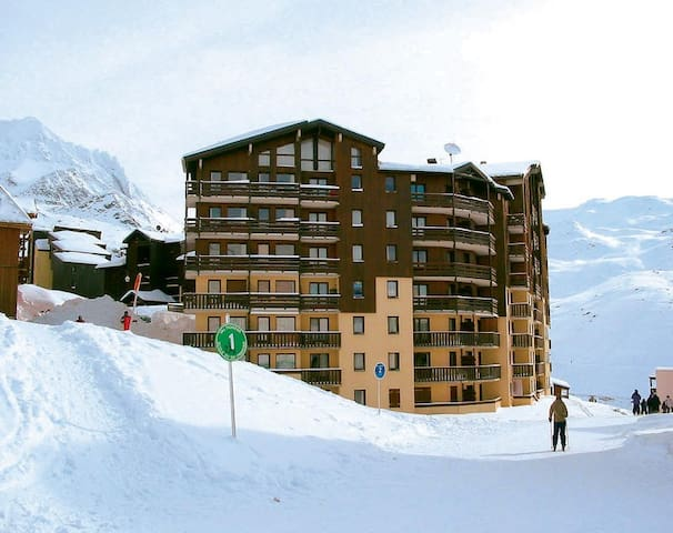 Sunny Val Thorens Appartment - Saint-Martin-de-Belleville - Apartmen