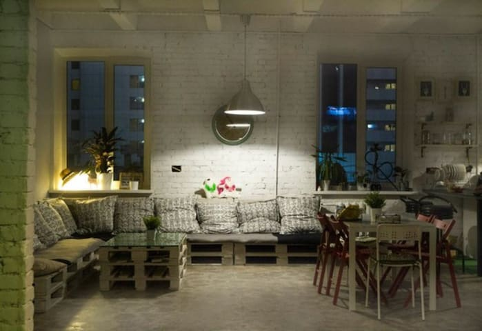 Bla Bla Hostel