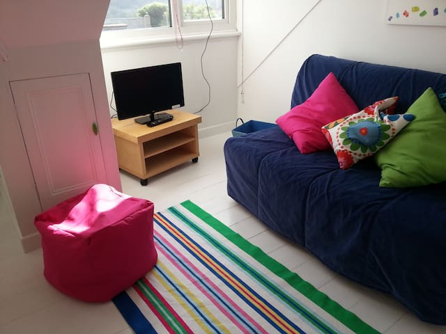 Groovy Sea view apartment - Cornwall - Andre