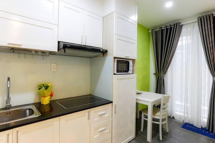 Phu My Hung Luxury Apt with modern space