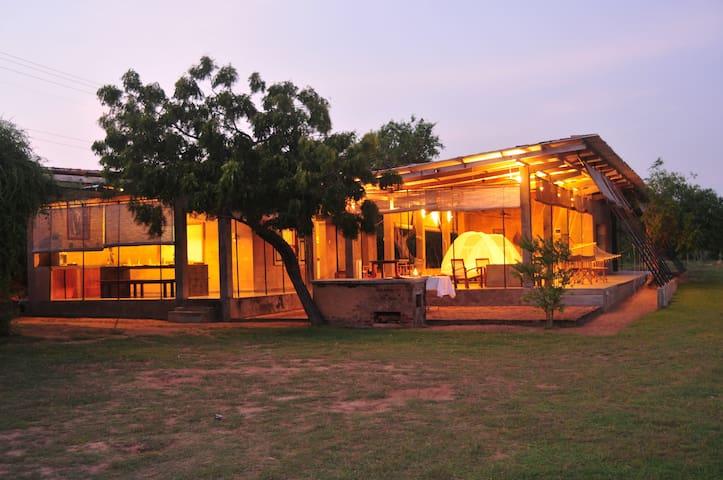 Panthera Lodge, Yala Junc: Kirinda - Hambantota - บ้าน