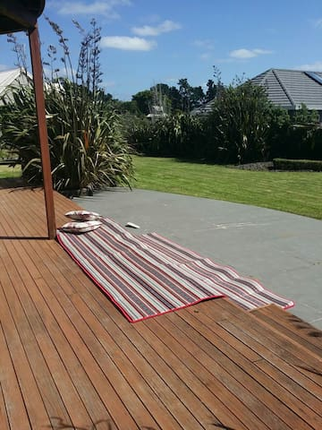 Peaceful, safe, environment close to the city - Palmerston North - Casa