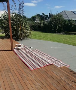 Peaceful, safe, environment close to the city - Palmerston North - Hus