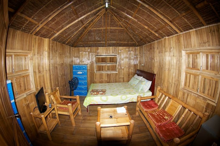 Native cottage Dumaguete RoomA - Bacong - Cabin
