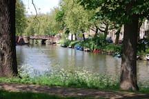 loft @ Utrecht canals
