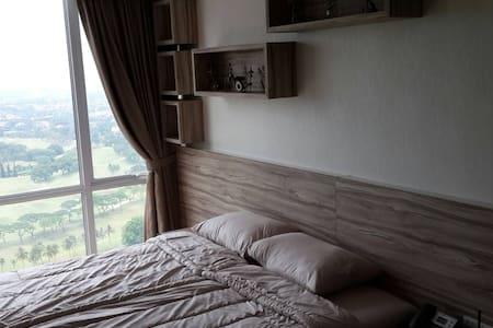 Cozy Apartment at U Residence 2 Supermall Karawaci - Kelapa Dua