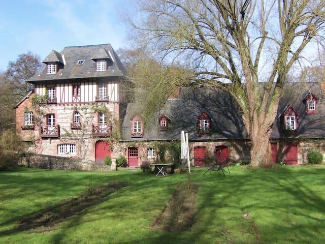 Le Moulin Fleuri du Petit Appeville - Hautot-sur-Mer - Bed & Breakfast