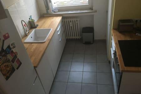 Gemütliche 2 Zimmer Wohnung in Köln Mülheim - Köln - Apartment - 2