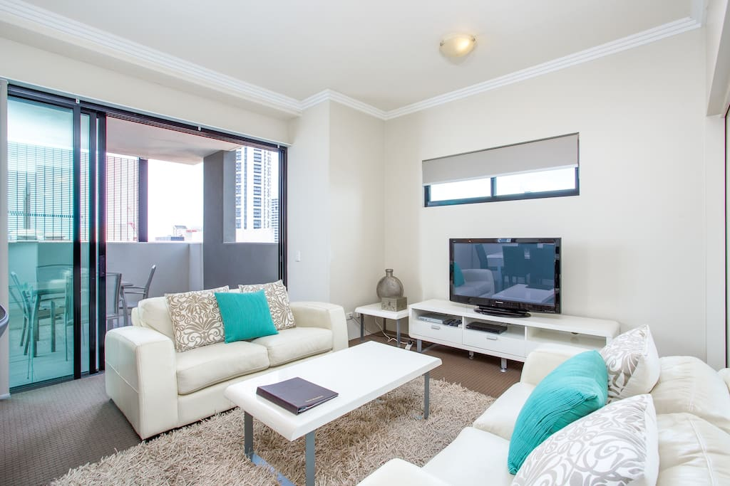 Luxury 3 Bedroom Brisbane City Apartment Apartments For
