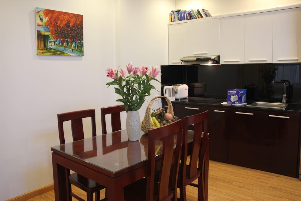 Modern apartment  Hanoi centre