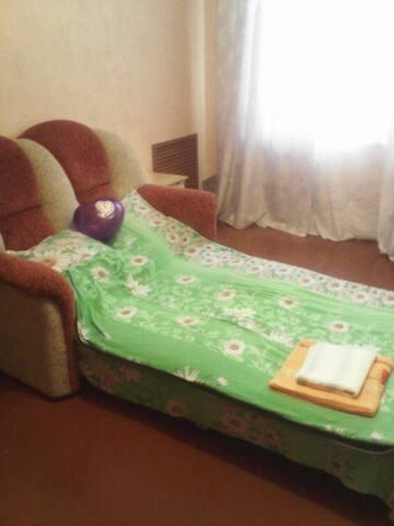 Уютная квартира в удобном месте