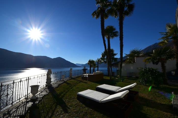 Casa Vista Radiosa Ascona - Lago Maggiore - อัสโกนา - อพาร์ทเมนท์
