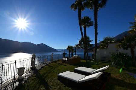 Casa Vista Radiosa Ascona - Lago Maggiore - Ascona - Departamento