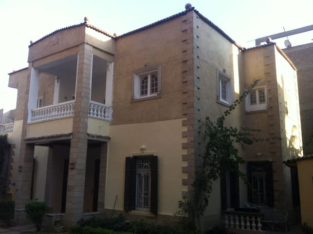 Guesthouse in Cairo - Nazlet El-Semman - Huis