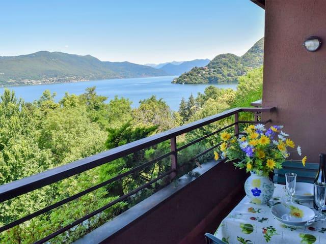 Holiday apartment Roccolo in Laveno