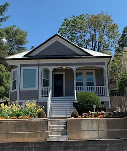 Beautiful Restored/Updated Victorian with a View