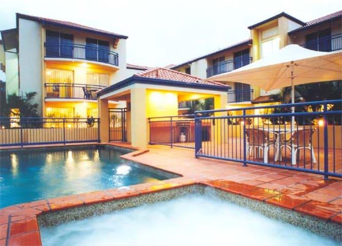 1Bed Fully Furnished Apt Gold Coast - Surfers Paradise - Flat