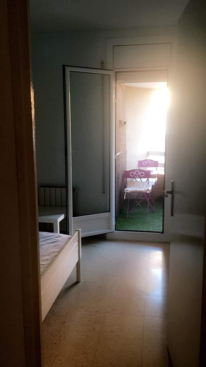 Location chambre Rubi