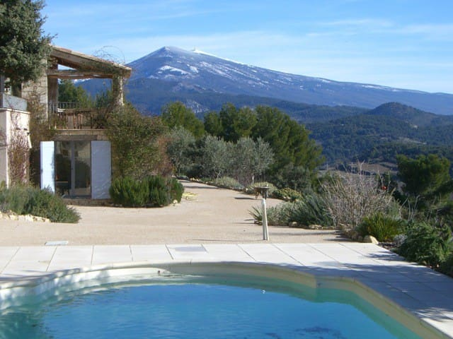 Dream villa in Provence with pool - Saint-Hippolyte-le-Graveyron - 別墅