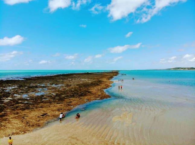 Suíte II Nativus, Praia de São Bento, Maragogi- Al