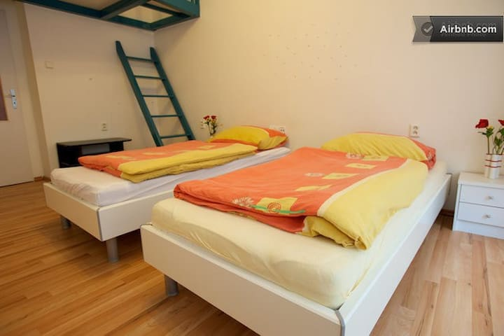 Room in Center (Old Town)2-3 people