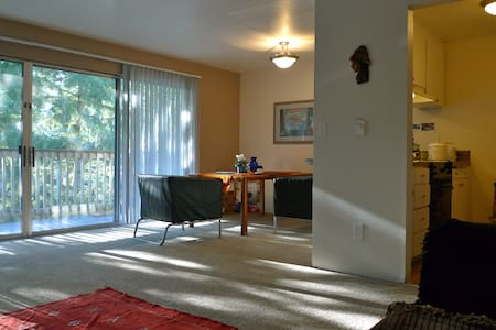 Walking distance to Seatac Airport - SeaTac