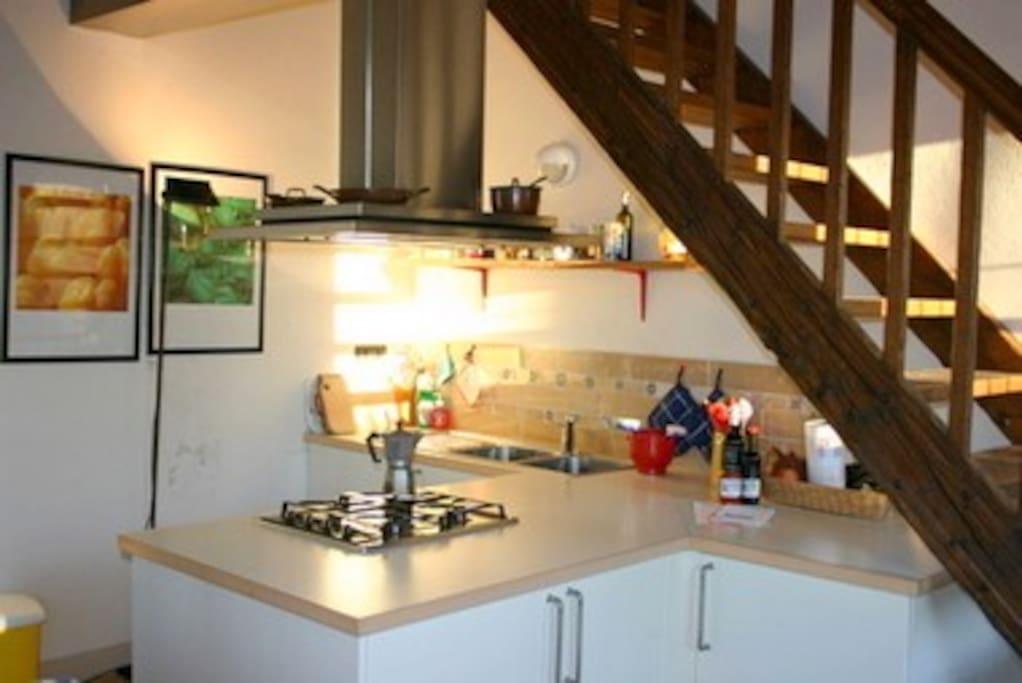 Ca Momplin II - The Open Space Kitchen