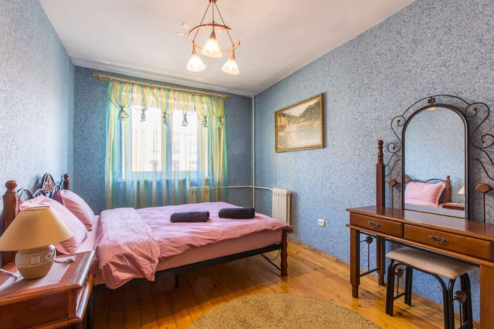 Apartaments on international street off Minsk