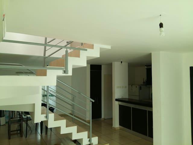 Habitación en coto privado - Puerto Vallarta  - Huis
