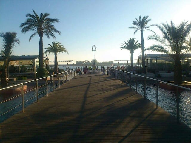 Nice apartment to rent at an affordable price - Huelva