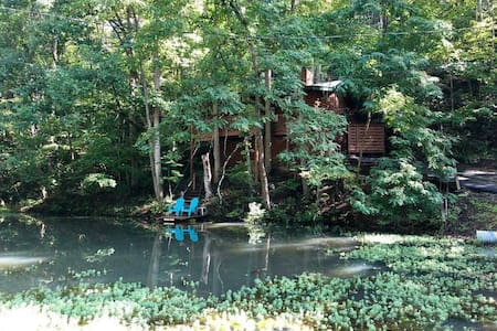 Private Fishing Pond | 10 Minutes to Downtown