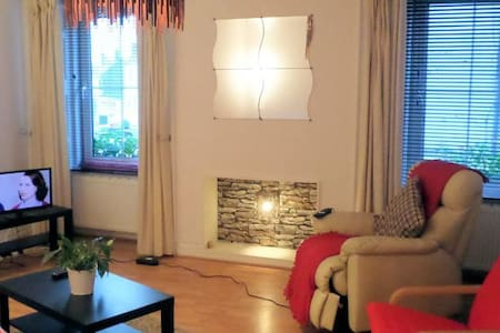 Spacious, sunny flat, near seaside - Leven - Wohnung
