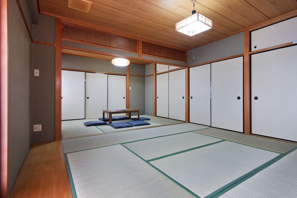 Japanese Style Room  (A - Room)