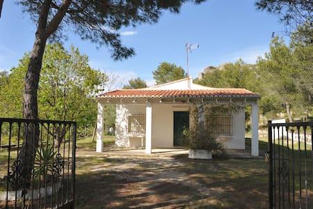 Casa en Les Foies, Montaña y Naturaleza - Simat de la Valldigna - Hus