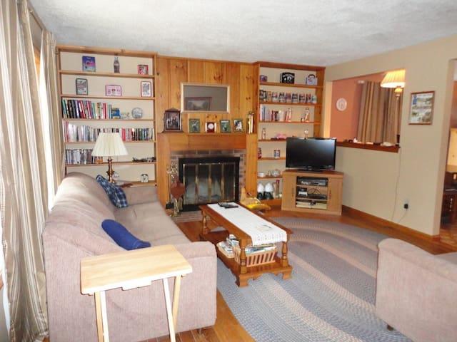 Chocorua Ski & Beach - Tamworth - Huis
