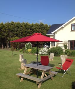 Abrae House B&B,  Sat NavLat 52.242222. Lng 6-3499 - Rosslare Harbour - Bed & Breakfast