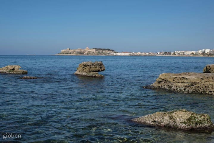 Central air conditioned Studio by the sea! - Rethymno - Daire