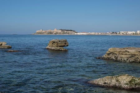 Central air conditioned Studio by the sea! - Rethymno - Huoneisto